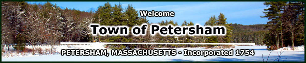 Town of Petersham Massachusetts